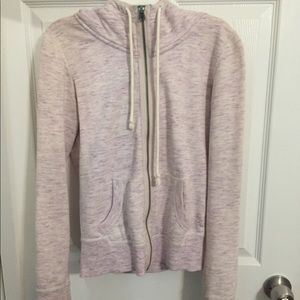 Women's XS American Eagle outfitters zip up hoodie